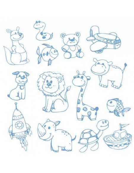 Animales colección 2