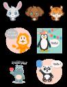 Animales colección 3