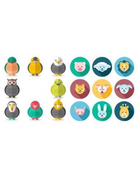 Animales colección 5