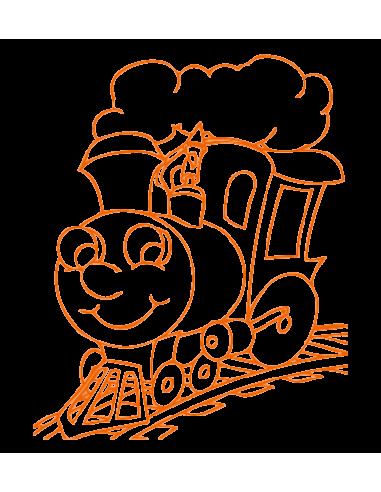Locomotora graciosa