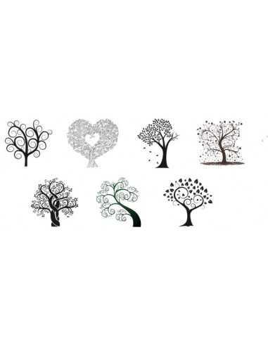 Árboles colección 3