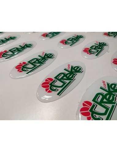 Adhesivos gota de resina