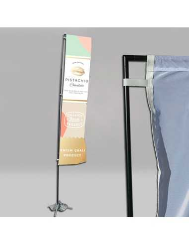 banderola fly banner rectangular