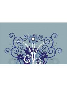 Cabecero Azul