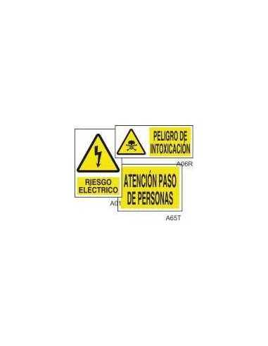 ADVERTENCIA PVC