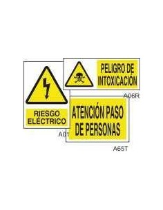 ADVERTENCIA VINILO