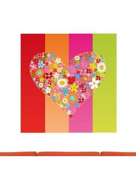 Heart Flowers Imp