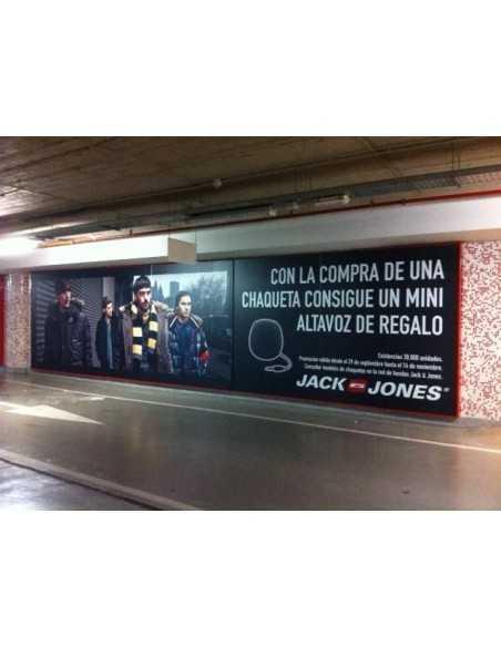 Vinilo impreso translúcido Jack&Jones