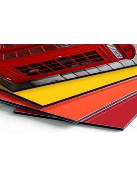 Placas Aluminio composite