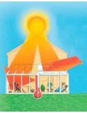 Lámina solar SOL 102 exterior