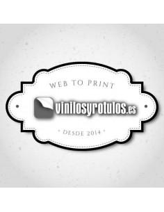 Placas metacrilato vintage 1