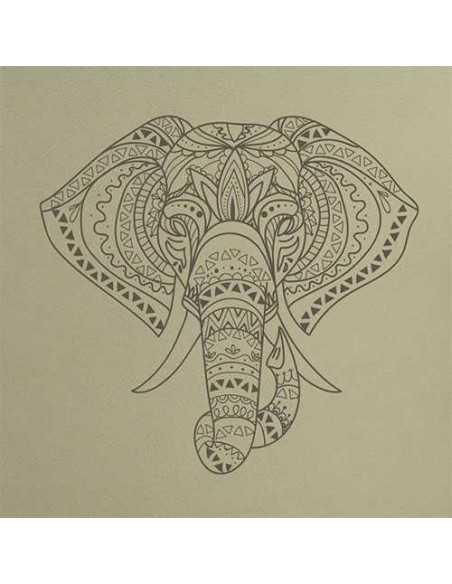 Elefante étnico
