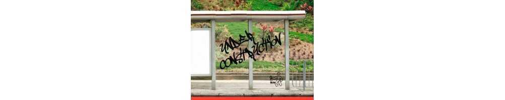 Láminas anti-graffiti
