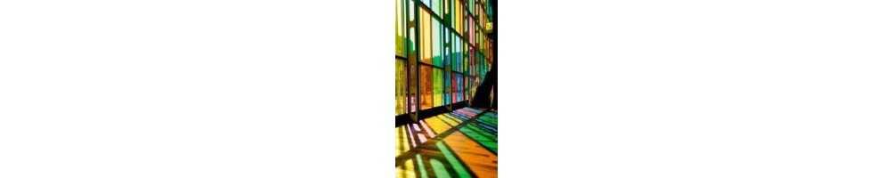 Láminas de color