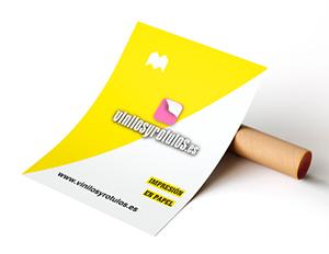 papel impreso
